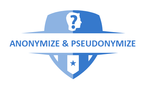 Anonymize & Pseudonymize